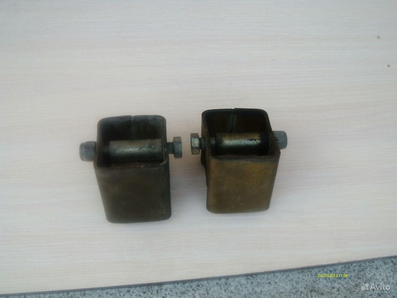 Фото №14 - проставки под задние стойки ВАЗ 2110
