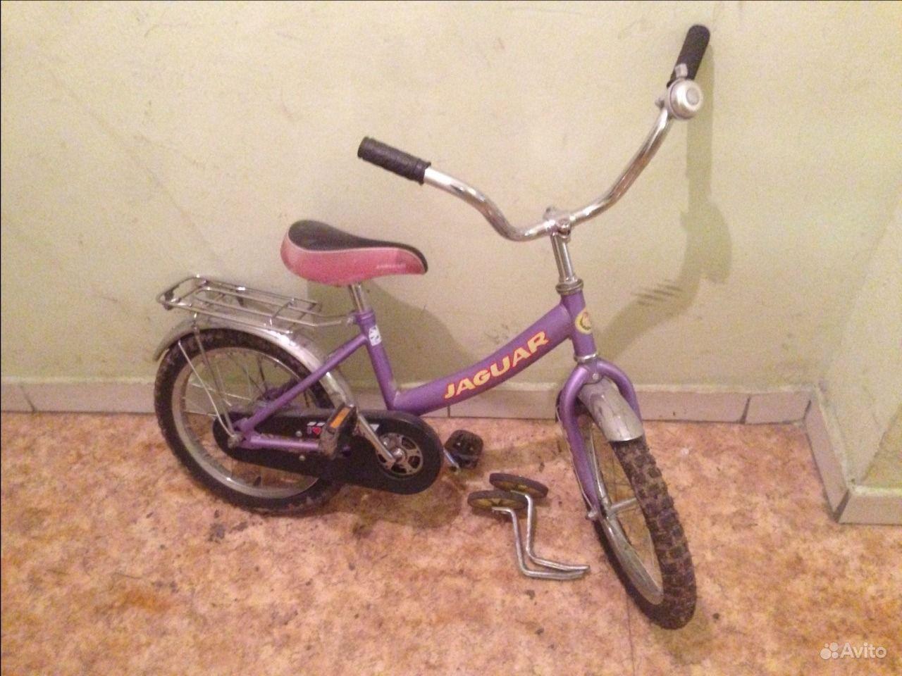 Велосипед детский jaguar.  Москва