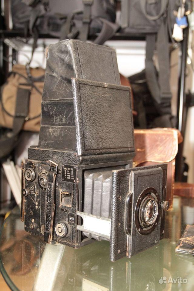 Раритетная фотокамера JCI-Reflex 765.  Санкт-Петербург