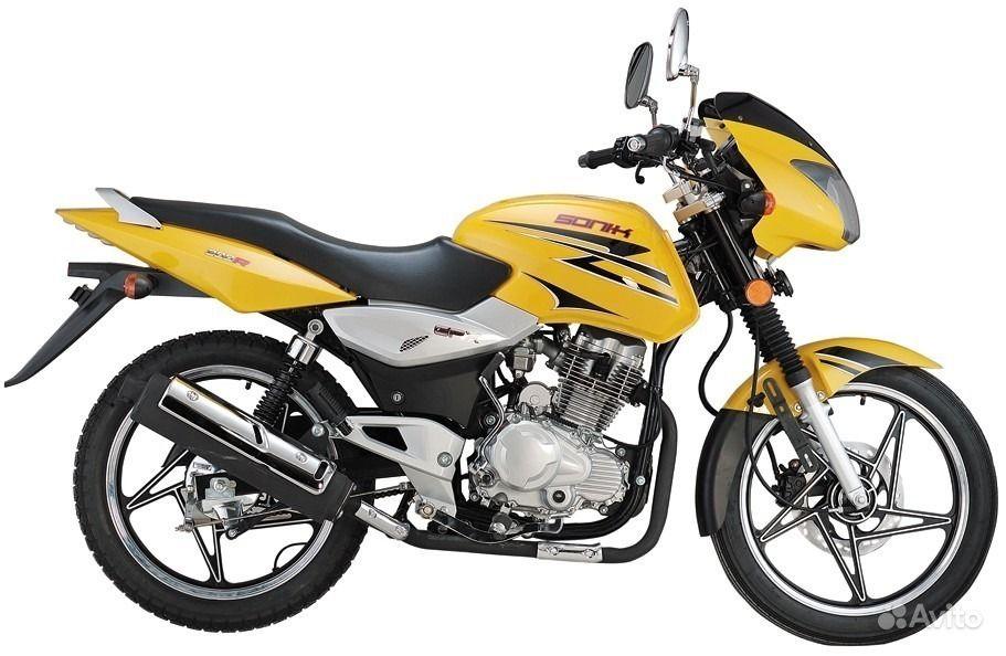 Мотоцикл Sonic 150cc новый. Республика Башкортостан, Бирск