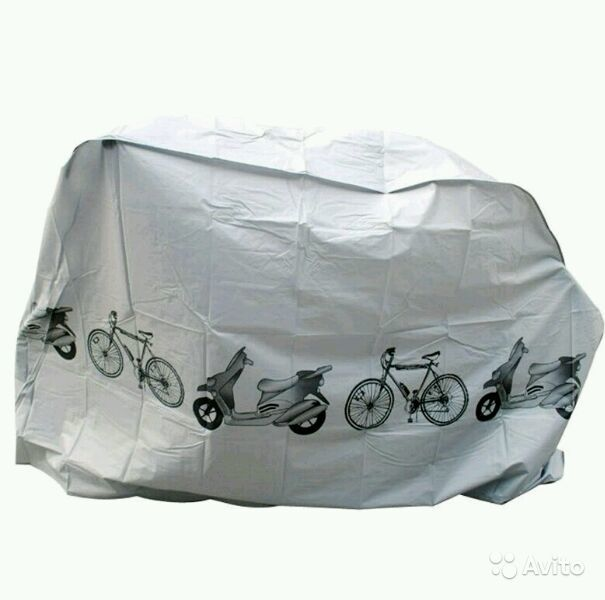 Чехол для велосипеда, мотоцикла новый. Кемеровская область, Новокузнецк