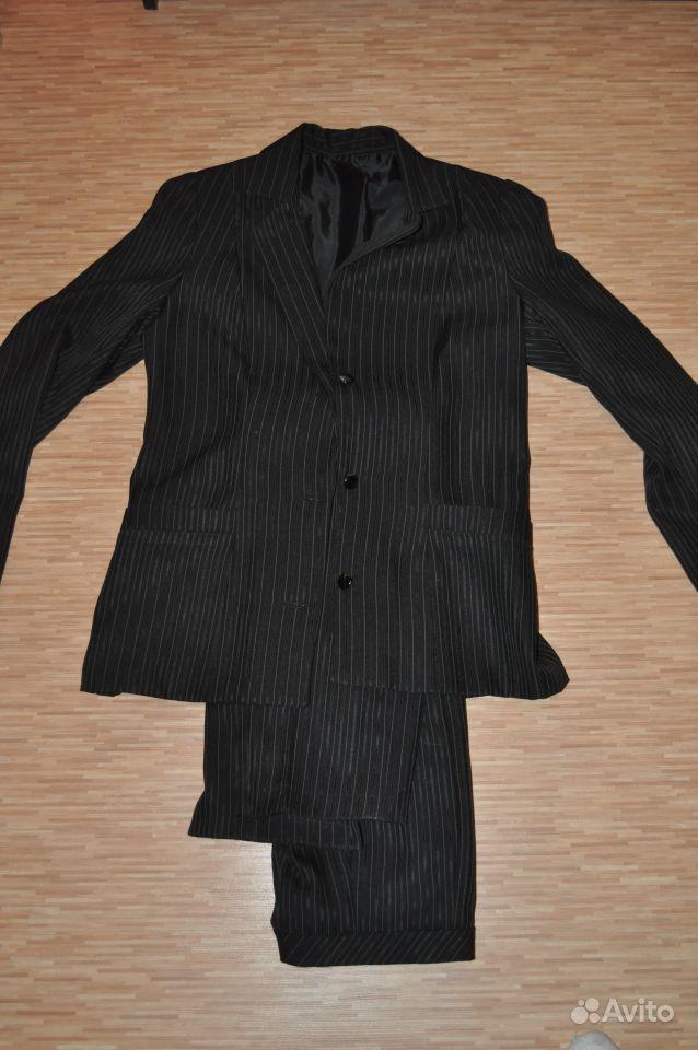 Женский деловой костюм тройка с доставкой
