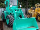 TCM Wheelloader STD15-0473