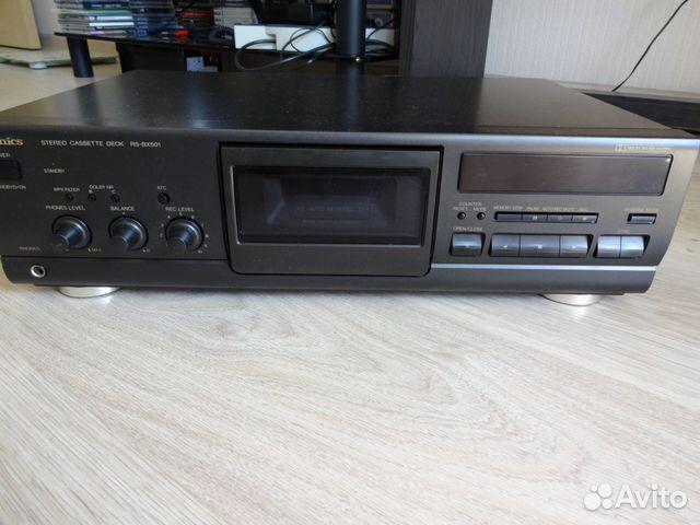 Дека кассетная Technics RS-