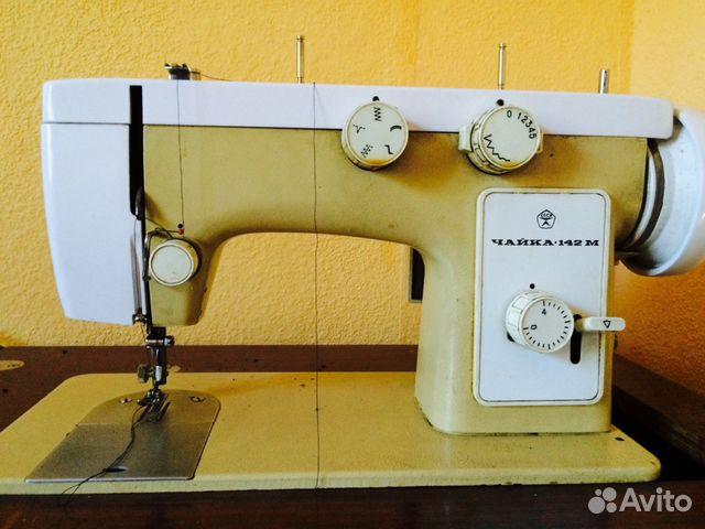 Ремонт швейных машинок чайка 142 м своими руками