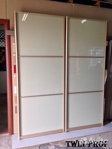 Изготовление раздвижных дверей для шкафов-купе