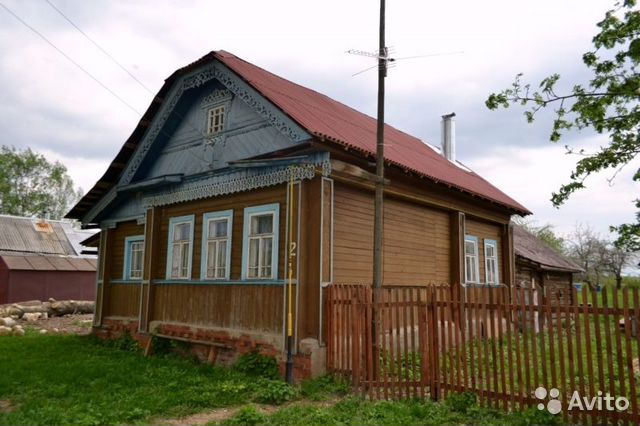 Дом 40 м² на участке 30 сот.