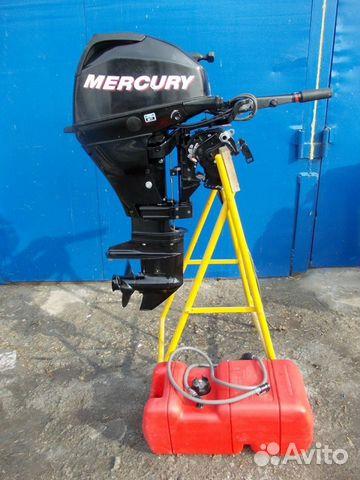 запчасти для лодочных моторов меркури 15м