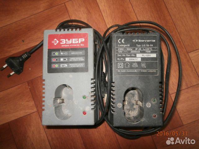 Самодельное зарядное устройство шуруповёрта