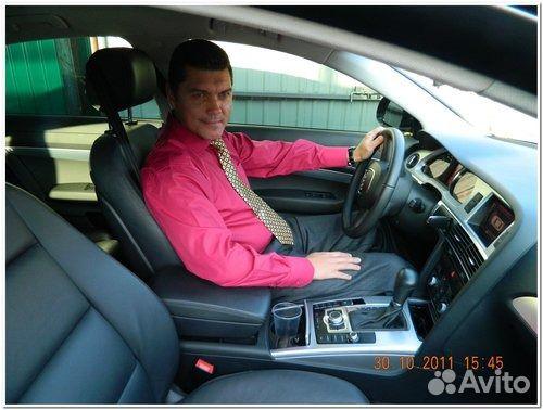 Объявление на avito - водитель-экспедитор на своём хёнде портер