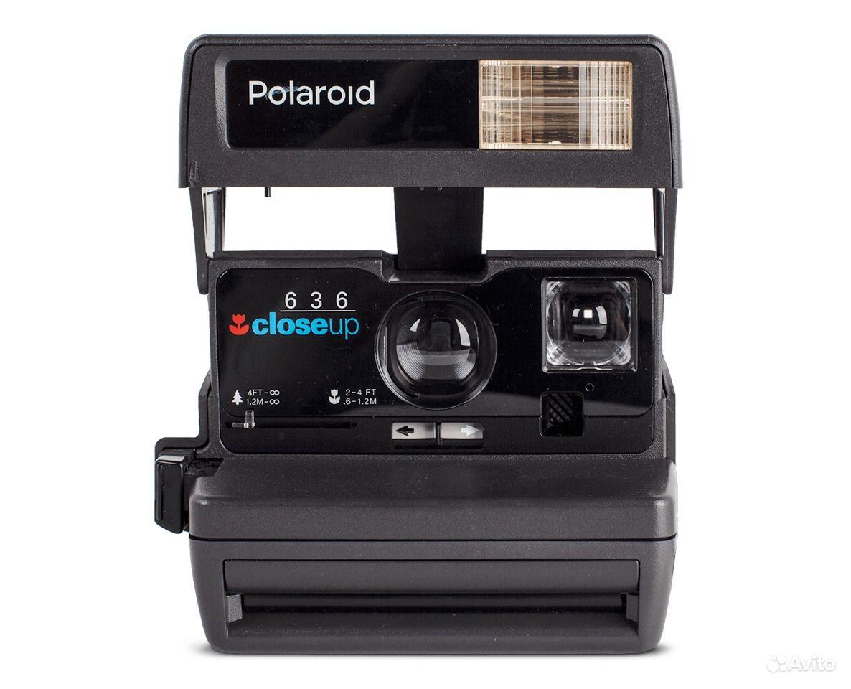 полароид фотоаппарат бумага