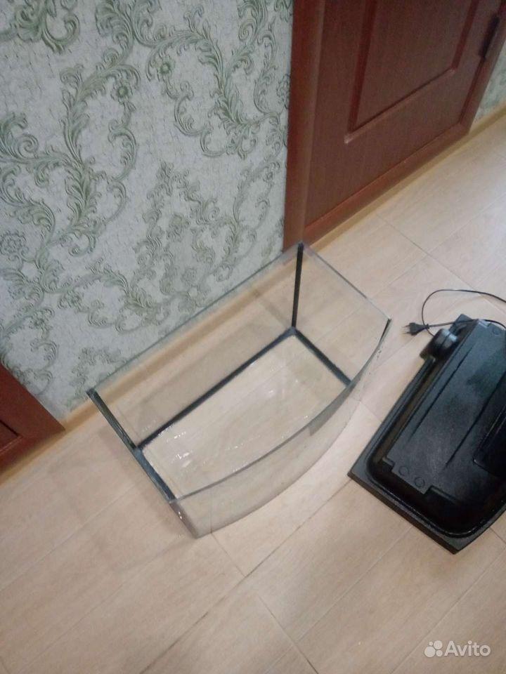 50 литров Аквариум с крышкой купить на Зозу.ру - фотография № 4