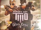 "Продам игру на PS3 ""army of two the devils cartel"