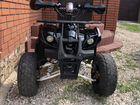 Продаю подростковый квадроцикл hummer 125 кубов