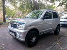 Daihatsu Terios 0.7AT, 2000, внедорожник