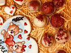 Имбирные пряники,наборы, конфеты к 14февраля