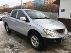 SsangYong Actyon Sports 2.0МТ, 2012, 116000км