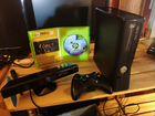 Xbox 360S 1439/250gb/1 геймпад/Кинект/фифа 16