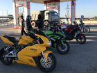 Спорт байк Ducati desmodue 900