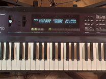 Ensoniq vfx sd рабочая станция синтезатор