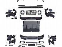 Обвес Brabus полный Mercedes G-class W464