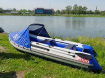 Новая лодка пвх Angler 335XL