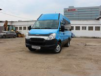 Iveco Daily микроавтобус, 2016