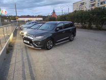 Mitsubishi Outlander 2.0CVT, 2018, 72000км