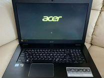 Acerмощный игровой ноутбук Acer Aspire F5-771G-79T