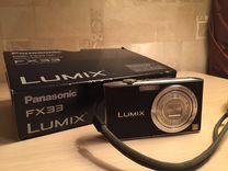Panasonic lumix DMC-FX33 — Фототехника в Москве