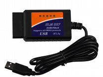 Адаптер ELM327 v1.5 для диагностики автомобиля — Запчасти и аксессуары в Пензе
