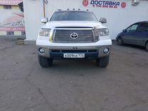 Toyota Tundra, 2010 г., Омск