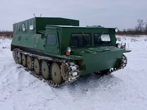 Вездеход газ-73М с кунгом
