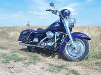 Harley Davidson road king CVO 95