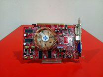 Видеокарта NVidia GeForce 7600GT MSI — Товары для компьютера в Брянске