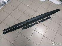 Лезвия / накладки на пороги и бампер BMW F30