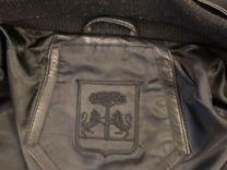 Кожаный куртка утеплённая corneliani — Одежда, обувь, аксессуары в Москве