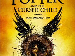 Harry Potter and the cursed child Гарри Поттер