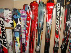 Горные лыжи б у купить москва