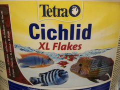 Корм для рыб (цихлид)