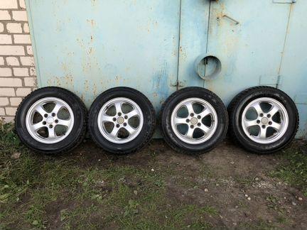 Зимние колеса на Opel объявление продам