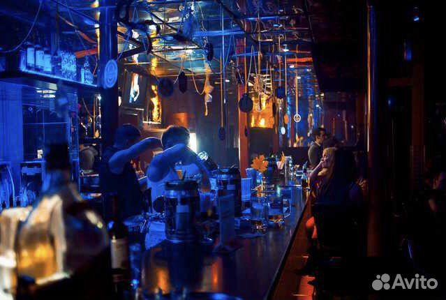 бармен ночной клуб спб вакансии