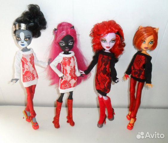 одежды для кукол монстер хай фото