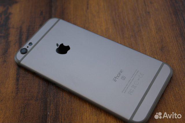 айфон 6 серый фото