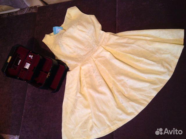 Авито платья новогодние