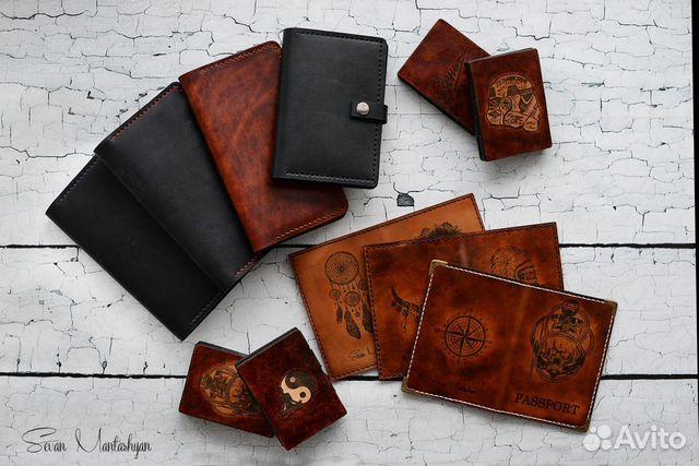 Кожаные изделия ручной работы москва