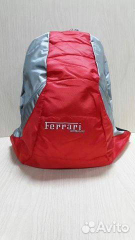 Ferrari gear рюкзак задача об укладке рюкзака паскаль