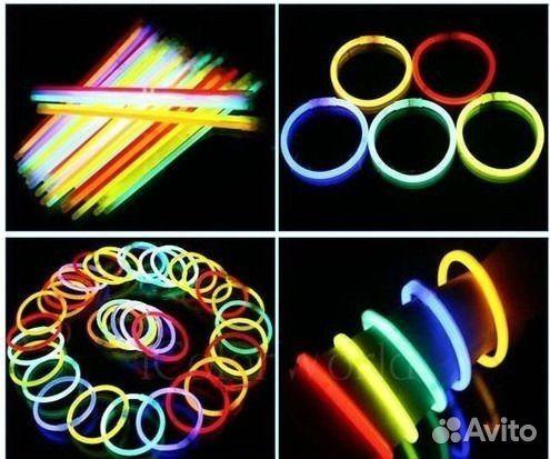 Светящиеся браслеты купить спб