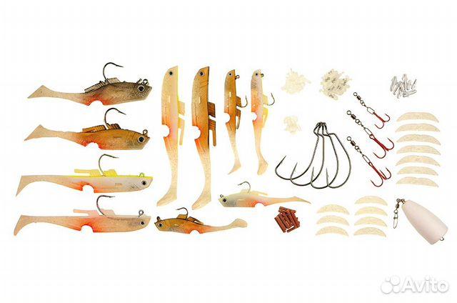 Куплю набор снастей для рыбной ловли