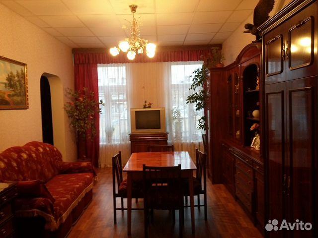 Продается трехкомнатная квартира за 9 500 000 рублей. ул Лахтинская, 3.